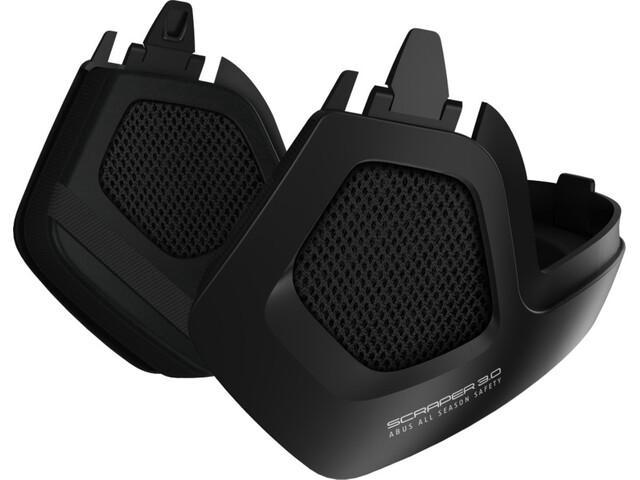 ABUS Scraper 3.0 Winter Kit velvet black